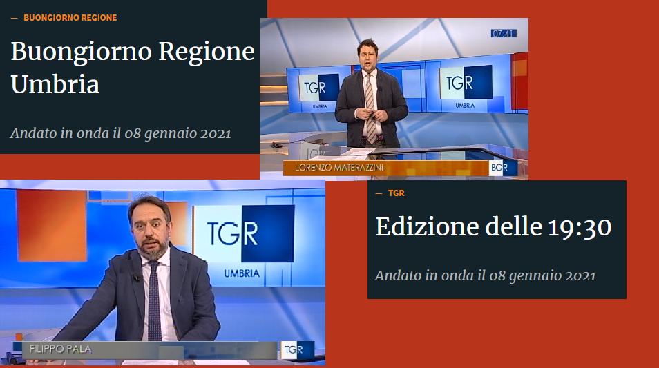 TGR Umbria