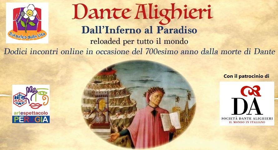Dante con il patrocinio