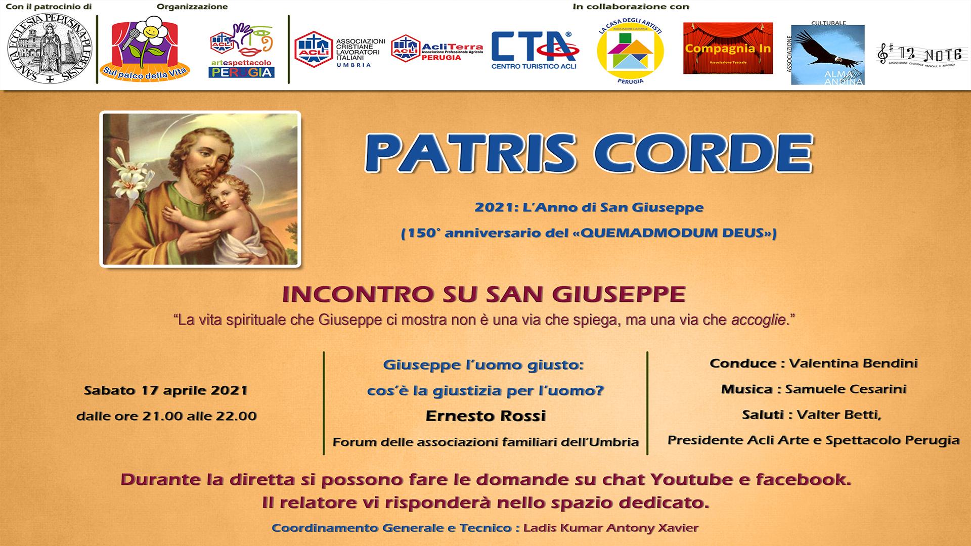 PATRIS CORDE - 3° puntata
